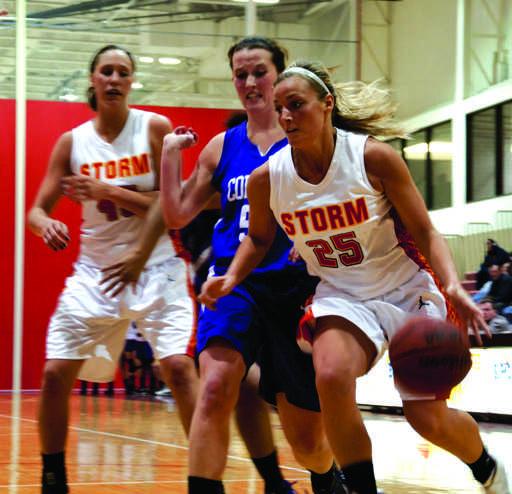 Women's season ends at NCAA tournament