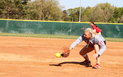Storm softball is closer to conference title