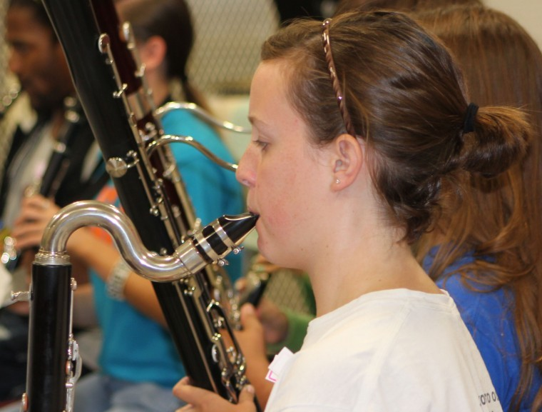 Orchestra draws Simpson students, staff and community together