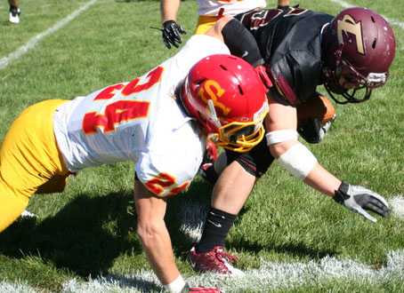 Simpson shuts out Eureka