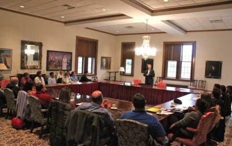 Simpson College presidential search continues