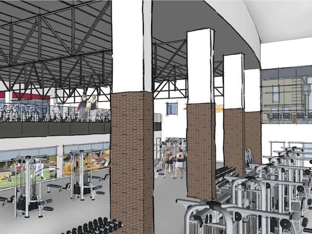 With KCC complete, college closer to starting Cowles Center renovation work
