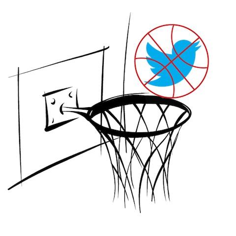 Twitter halt for Storm men's basketball