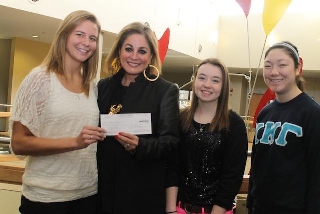 Students donate $1700 toward awareness