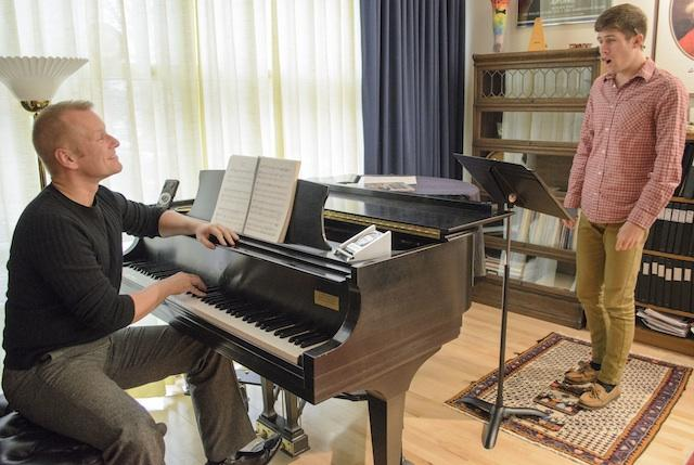 Simpson music department receives national recognition