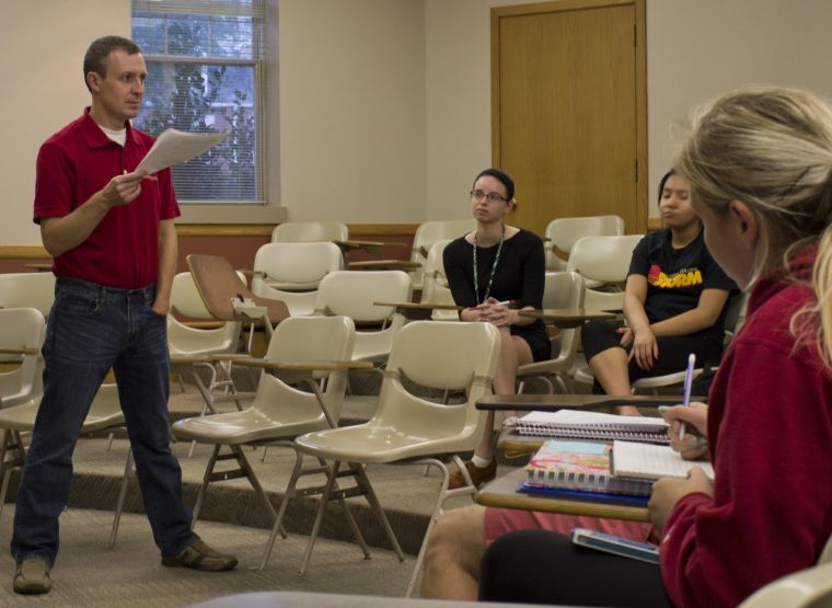 Debate Team travels out of state