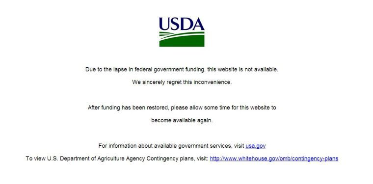 GOVERNMENT+SHUTDOWN+IS+IN+EFFECT