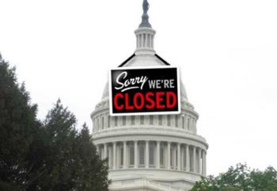 Shutdown still in effect; students may see impact