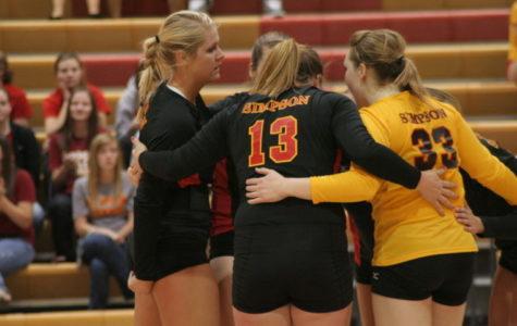 Volleyball heads to Augustana Pumpkin Bash