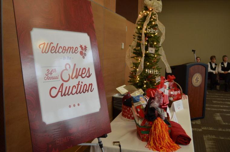 Simpson Guild holds annual Elves Auction