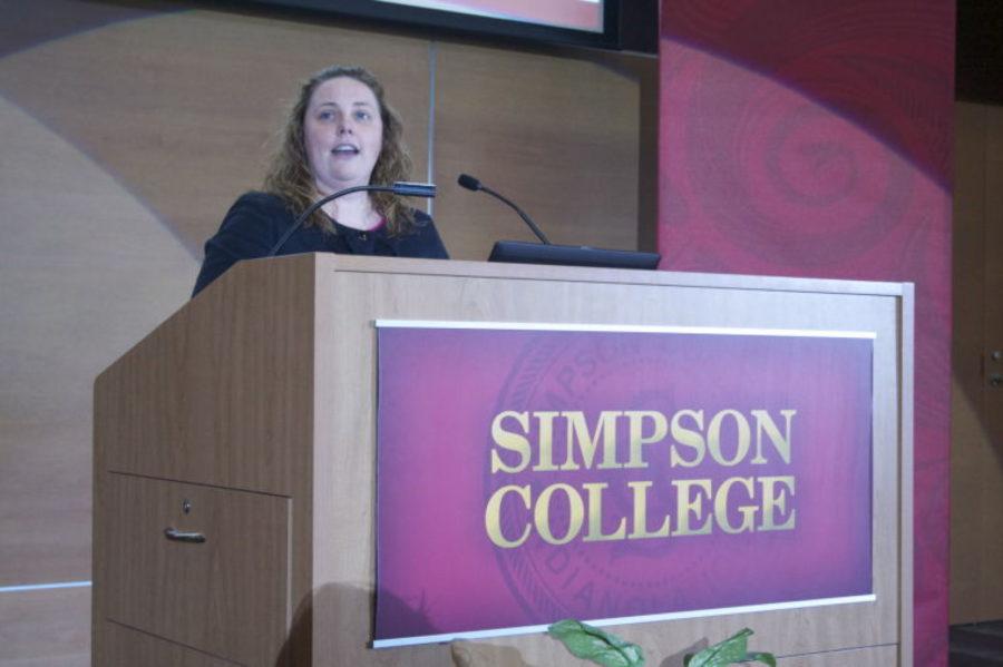 Annual Watson Lecture presents new dreams for professor, school
