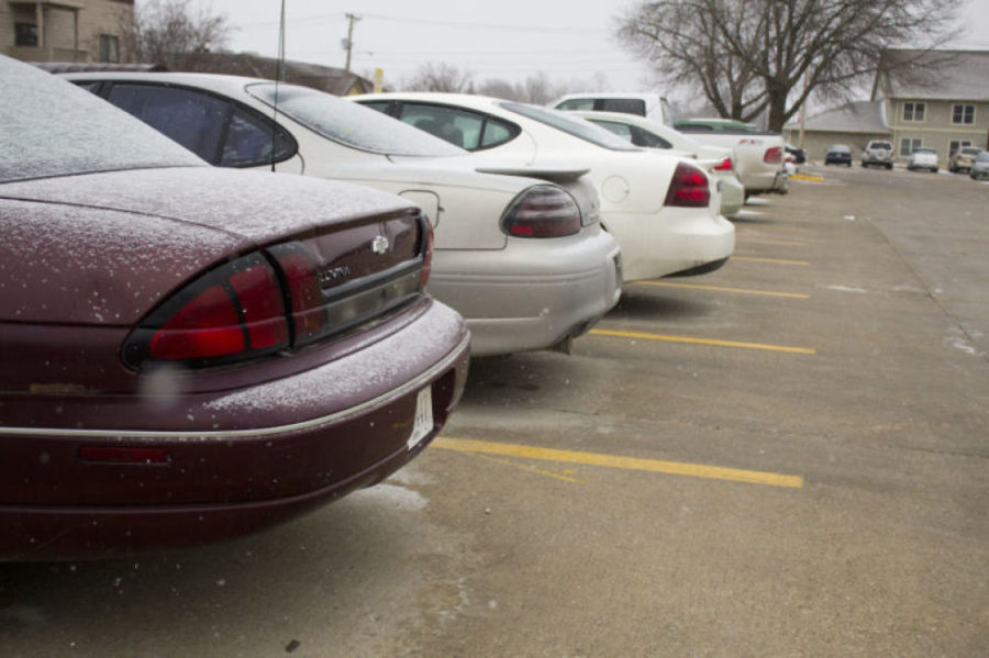 Divisive issue of parking  in discussion after city ordinance change