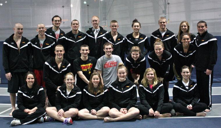 Simpson College Swim and Diving Team Close Season at Liberal Art Championships
