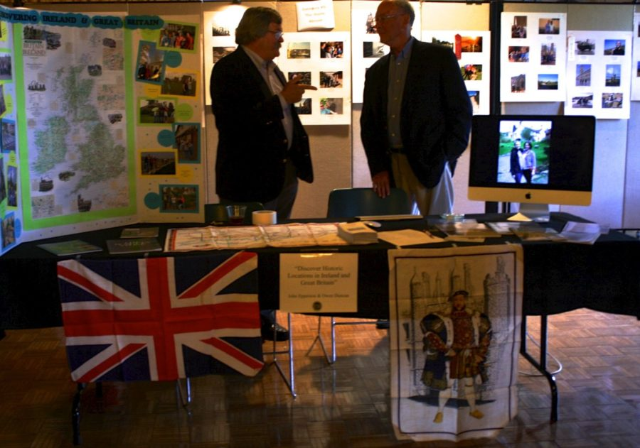 Study abroad fair opens opportunities