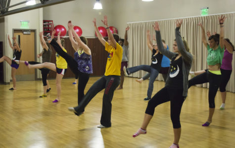 Dance Club moves its way onto campus