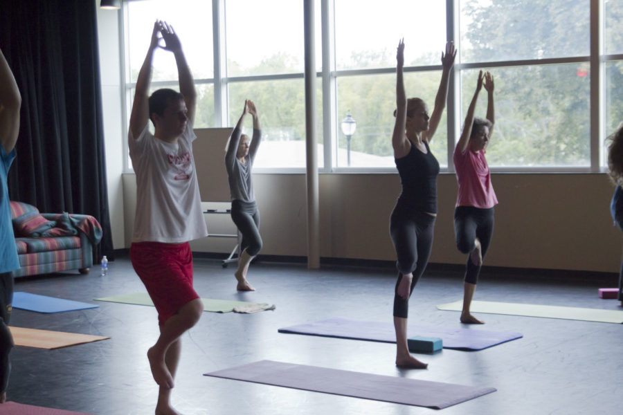 Opinion: Yoga - the perfect time to think about yourself