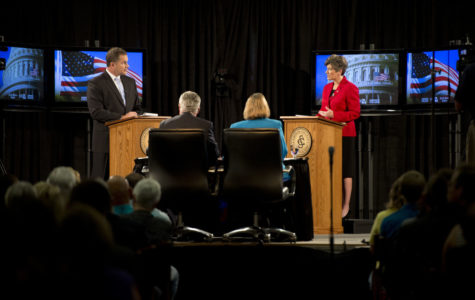 Braley and Ernst face off at Simpson debate