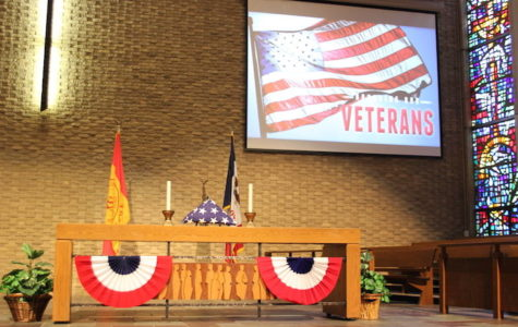 First Veteran's Day program honors war veterans