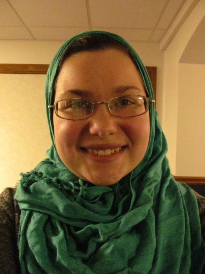 Converted: Freshman speaks about finding Islamic faith