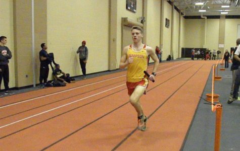 Men's and women's track teams finish second in start to season