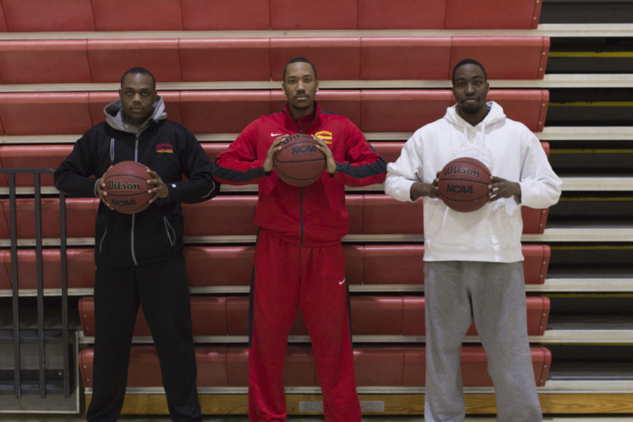 Three seniors say goodbye to Simpson basketball