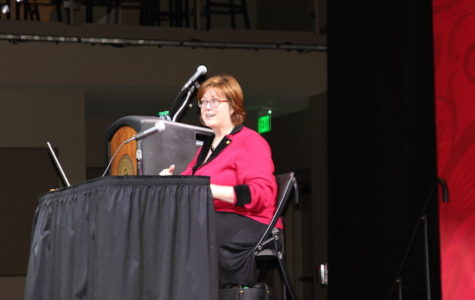 "Iowa pollster J. Ann Selzer: ""There is pressure to be like everybody else"""