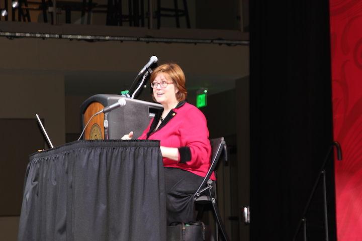 Iowa pollster J. Ann Selzer: