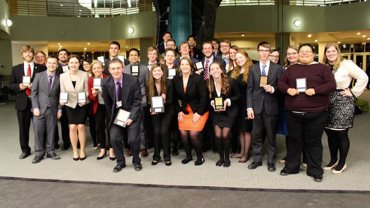 Debate team places top 10 at national tournament