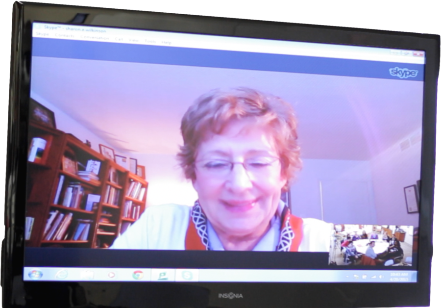 A+Skype+with+history%3A+Students+use+technology+to+interact+with+a+survivor+of+the+Holocaust+to+learn+culture%2C+language+and+life+lessons