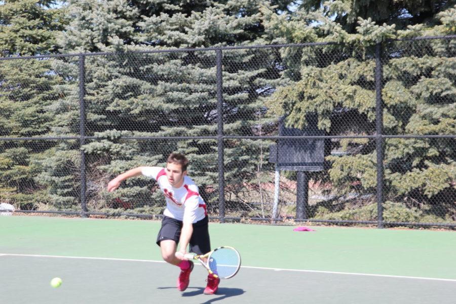 Tennis+starts+the+IIAC+season+splitting+with+Loras+and+Dubuque