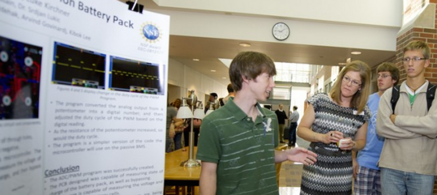 Students to present research during the 2015 annual undergraduate symposium