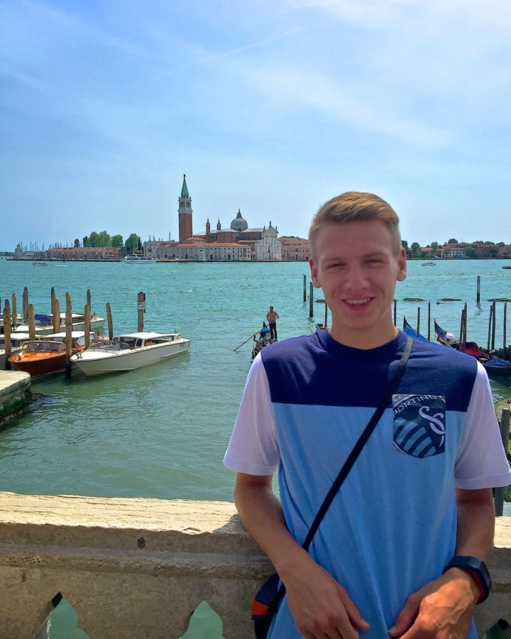 May Term 2015: Q&A with marketing major Blake Willadsen
