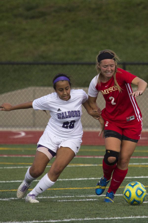 Early deficit, stingy Nebraska Wesleyan defense blanks women's soccer