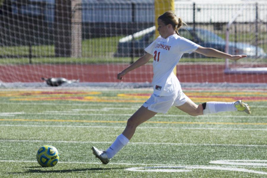 Women's soccer suffers blowout loss
