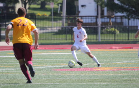 Men's Soccer settles for draw at Bethel