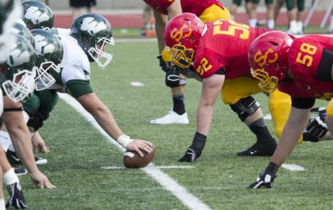 Illinois Wesleyan avenges 2014, dominates in win over Storm football