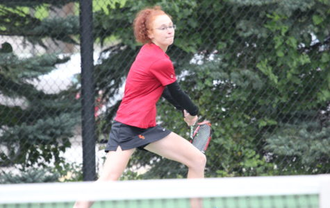 4 reach quarterfinals, women's tennis comes up short of IIAC Tourney day 2
