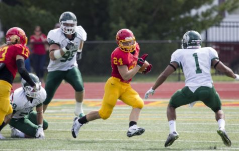 Beem breaks out again, but miscues trip up Storm on homecoming