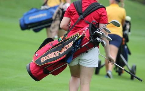 Simpson takes 6th, Wartburg wins ninth-straight IIAC Women's Golf Championship