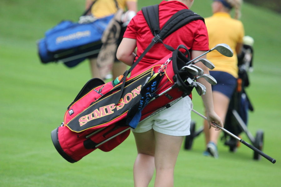 Simpson takes 6th, Wartburg wins ninth-straight IIAC Women's Golf Championship