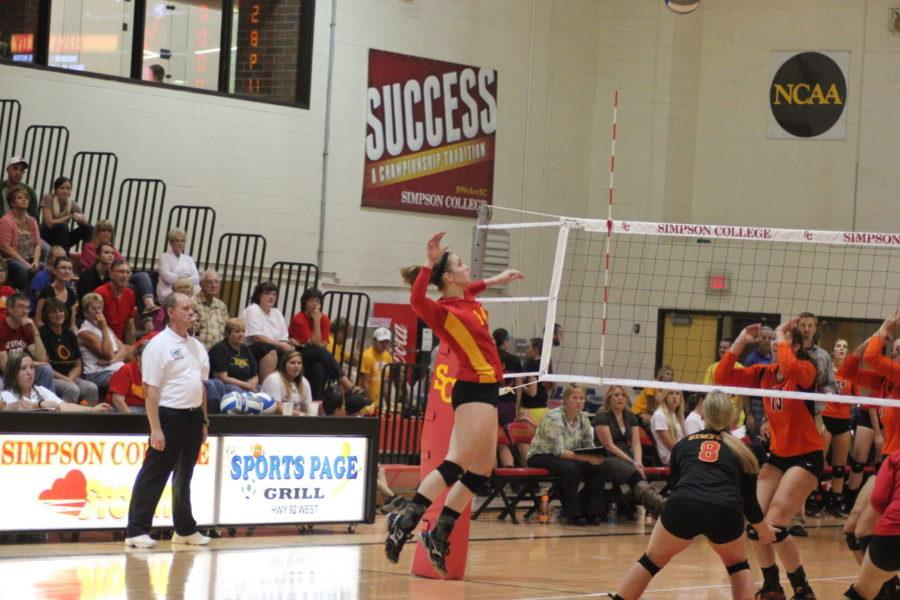 Kohawks blank Storm, Simpson still searching for first IIAC win