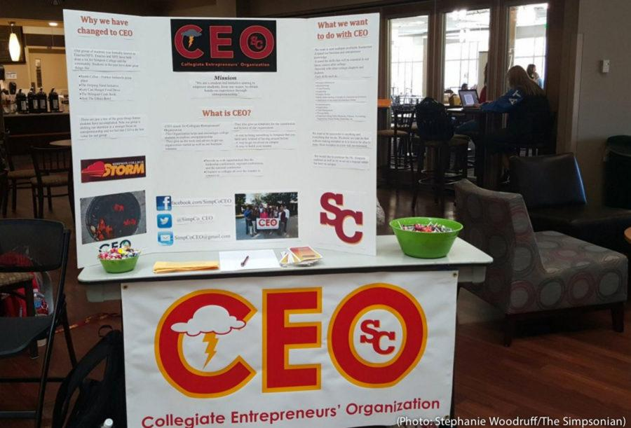 Student-led initiative aims for hands-on experience through entrepreneurship