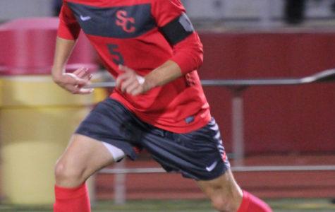 Men's soccer garners awards after end of season