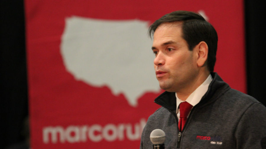 Rubio talks student loans, compromise at town hall