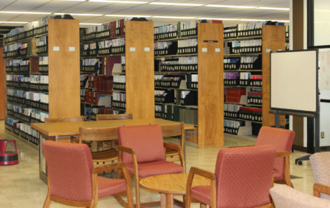 Dunn Library prepares for potential renovations
