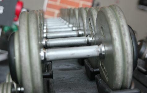 Making gains: Balancing track, football as dual-sport athlete