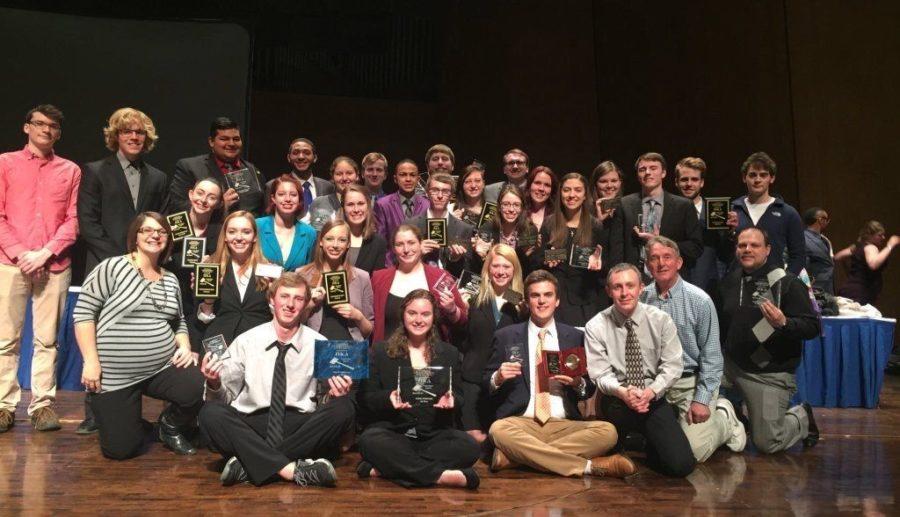 Simpson debate team crowned national champions