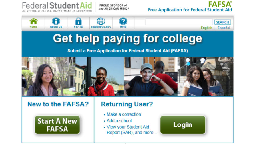 Students struggle to fill out FAFSA