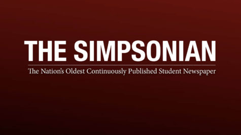 The Simpsonian student-athlete of the week: Caleb Frye