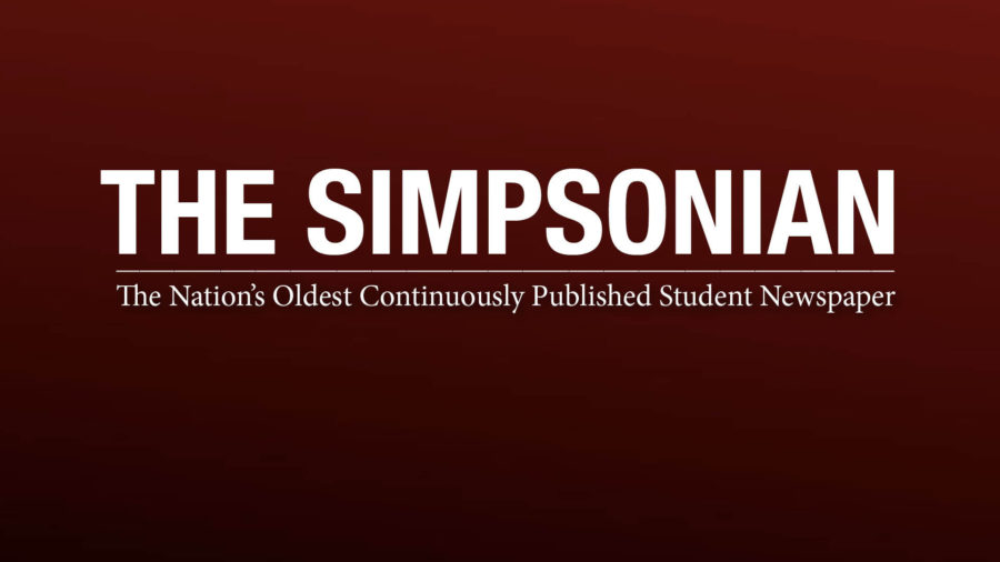 Apply to be on the 2016-17 Simpsonian Staff